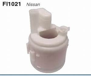 Nissan Pulsar N16 Q St Ti 2000-2003 Fuelmiser Fuel Filter