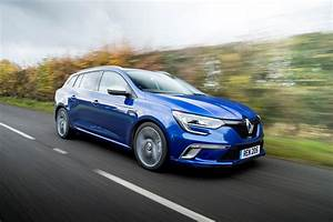 Renault Megane Sport Tourer Review  2020