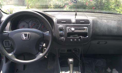 2003 honda civic interior 2003 honda civic ex 2 door coupe car interior design