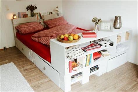 Bett Aus Einwegpaletten by ᐅᐅ Palettenbett Selber Bauen Europaletten Bett Diy