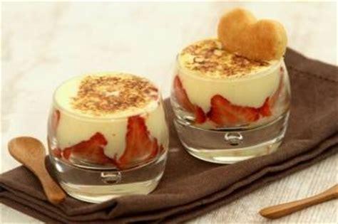 recettes dessert fraise