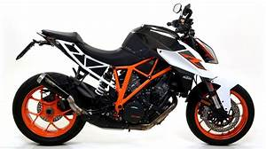 Ktm Super Duke R : pro race exhaust by arrow ktm 1290 super duke r 2017 71820prn ~ Medecine-chirurgie-esthetiques.com Avis de Voitures