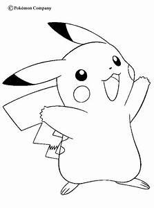 Pokemon Coloring Pages  U0026quot  Pikachu