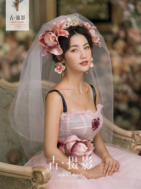 GRACE - 明星范 - 广州婚纱摄影-广州古摄影官网