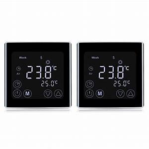Heizung Thermostat Digital : baumarktartikel von floureon g nstig online kaufen bei m bel garten ~ Frokenaadalensverden.com Haus und Dekorationen