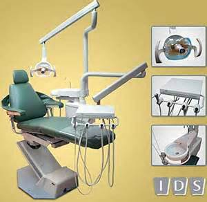 adec 1005 refurbished patient chair with new dci pro30