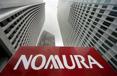 nomura     currency trades  finish