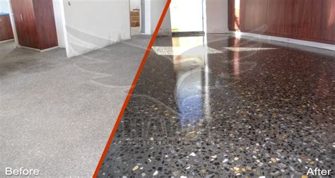 Burnishing Floors Vs Buffing Floors by Polished Concrete Perth Commercial Polished Concrete
