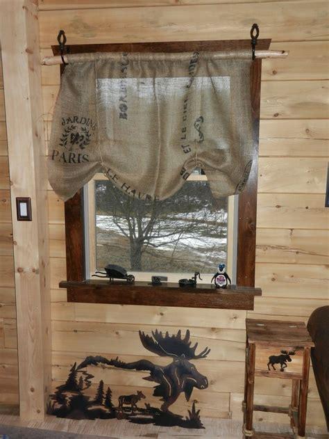 homemade burlap curtains   diy burlap curtain valance