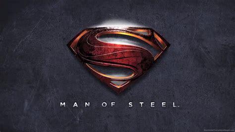 Superman Man Of Steel Logo Wallpapers | Other HD Wallpaper