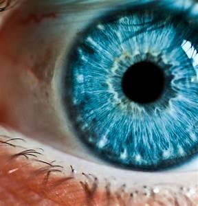 Eye Colors  Bright Blue Iris
