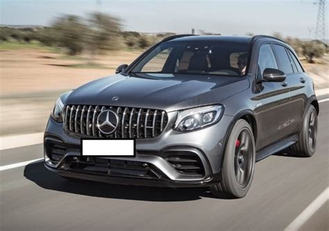 2019 Mercedesbenz Glc More Performance With New Engine