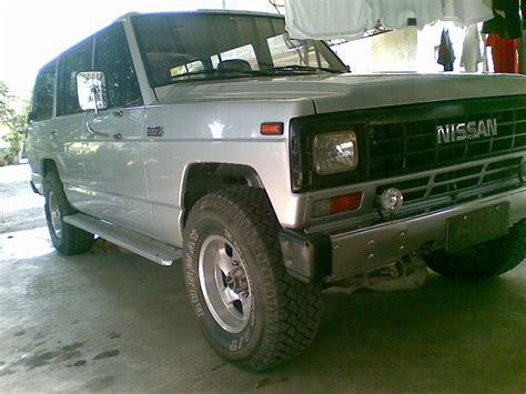 nissan patrol 1989 dazsa 1989 nissan patrol specs photos modification info