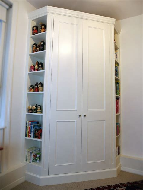 Built In Wardrobe Closet by Built Fitted Corner Wardrobe Classic Traditional Bedroom