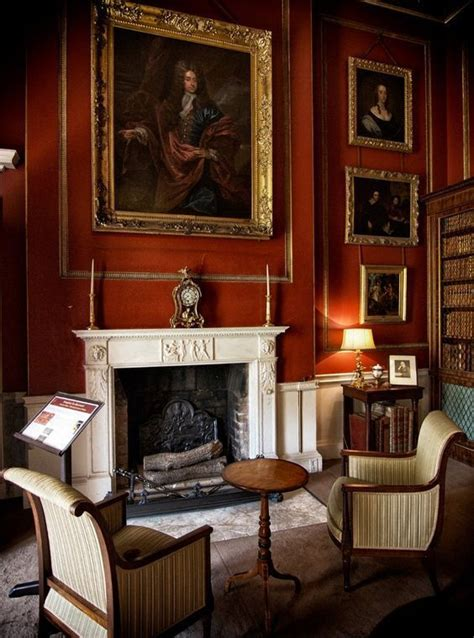 english manor house interior englishscottishirish