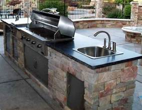 outdoor kitchen sinks ideas expert masonry outdoor kitchen sink contractors