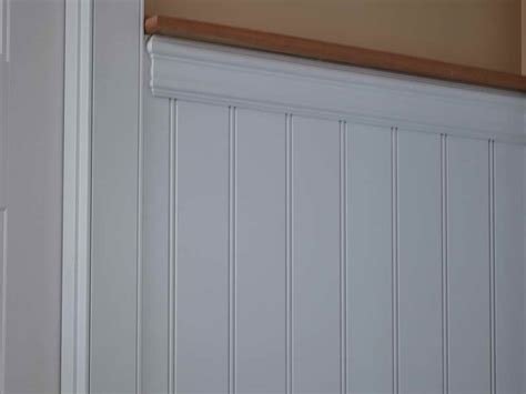 Home Remodeling  Bead Board Wainscoting Ideas Raised