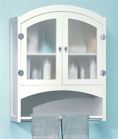 Bathroom Cabinet Doors by Bathroom Kitchen Wall Cabinet White Shabby Cottage Chic
