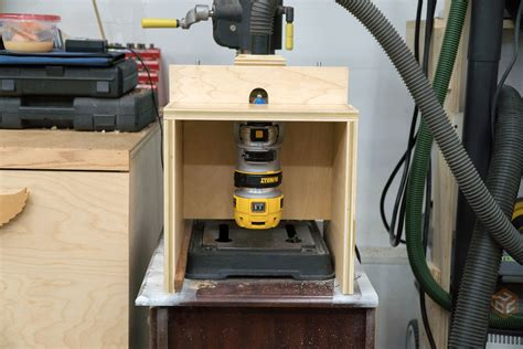 benchtop router table jays custom creations