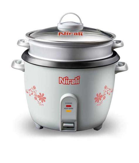 cooker rice litre india nirali sold