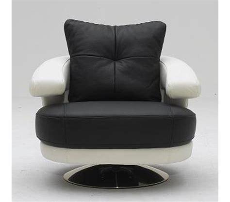 dreamfurniture a 238 modern leather swivel chair