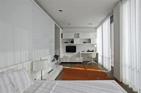 smart home office  bedroom design ideas