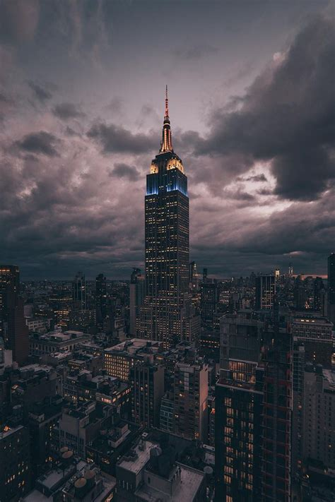 Empire State Building By Deepsky America The Beautiful