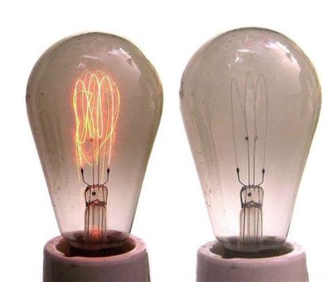 invention of the incandescent light bulb historical
