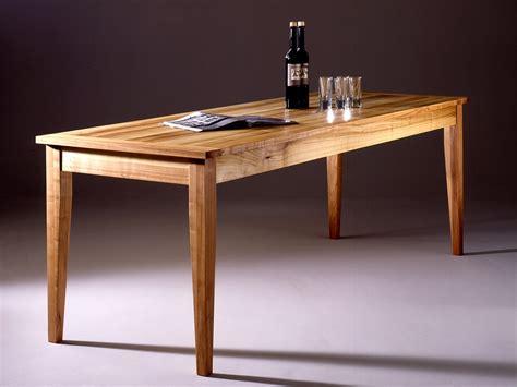 Als Tisch by Tisch Aus Massiven Kirschbaumholz Schreinerei Buchal Krings