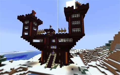 netherbrick castle creation