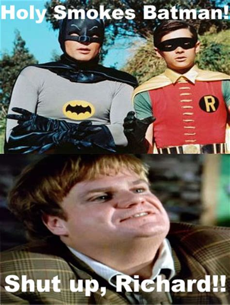 Tommy Boy Memes - tommy boy batman meme by xxdenominatorxx on deviantart