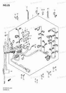 Suzuki Outboard Parts By Model Df 300 Oem Parts Diagram