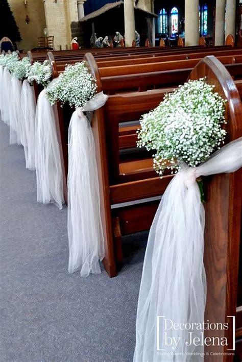 45 Breathtaking Church Wedding Decorations Church