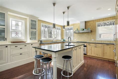 important features in kitchen island 41 luxury u shaped kitchen designs layouts photos