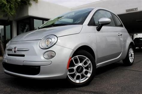 Purchase Used 2012 Fiat 500 Coupe Hb Pop  Great Fuel