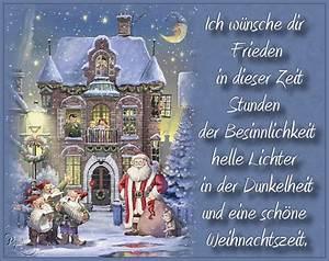 Weihnachtsgrüße Bild Whatsapp : frohe weihnachten whatsapp und facebook gb bilder gb pics ~ Haus.voiturepedia.club Haus und Dekorationen