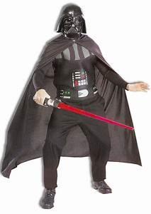 Star Wars Kostüm Herren : kost m darth vader erwachsene herren star wars mit laserschwert ebay ~ Frokenaadalensverden.com Haus und Dekorationen