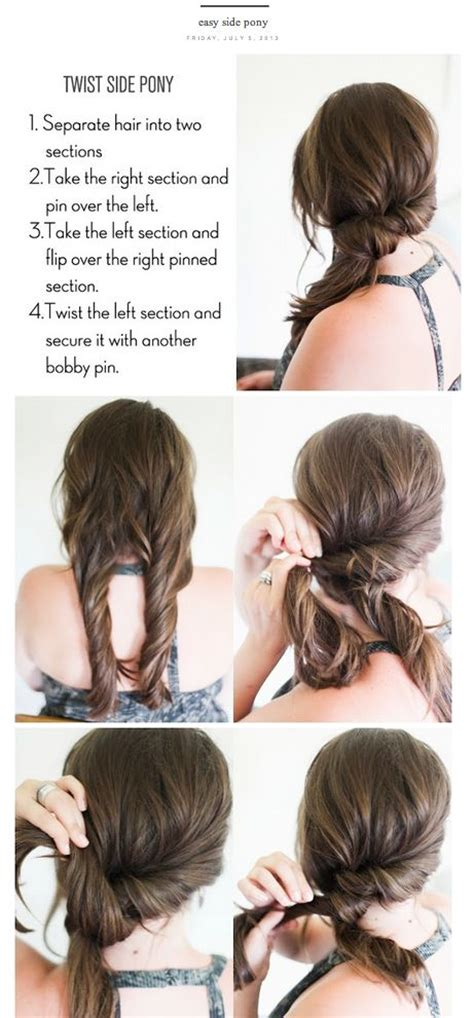 ios app pony tails  twists  pinterest