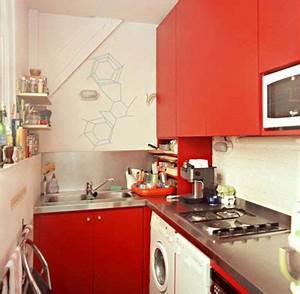 idees deco pour petite cuisine With decoration d une petite cuisine