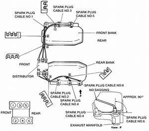 Toyota 3 0 Engine Firing Order Diagram