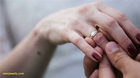 how to exchange wedding rings image wedding ring imagemag co