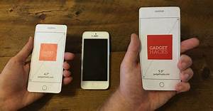 Which iPhone 6 Size Is Best for You? Use Our Printable ...