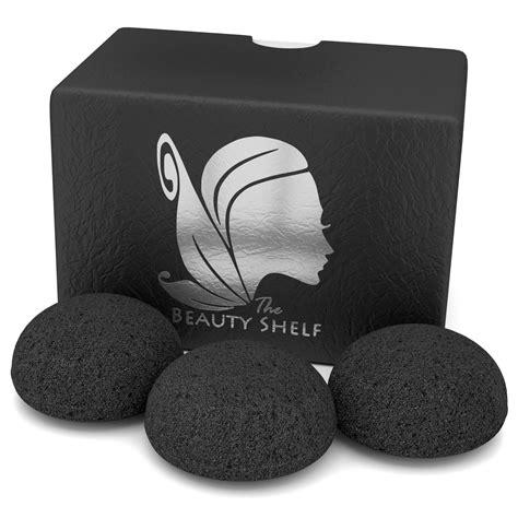 Amazon.com : Konjac Sponge (3 Pack) - Facial Cleansing