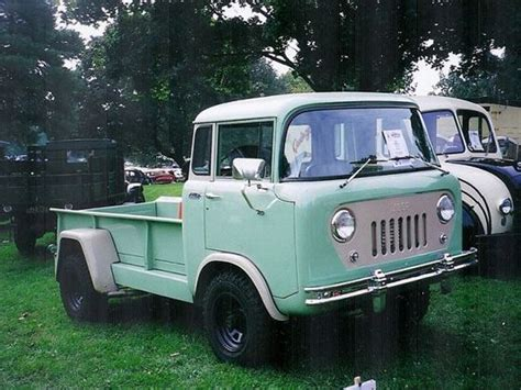 jeep van truck we 39 ve got a short except below on the late 50s early 60