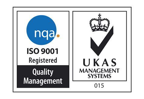 Iso 9001 Quality Ukas Acredited Logo