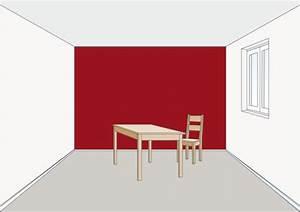 Lange Schmale Räume Optisch Verbreitern : raumgestaltung mit farbe raumgr e ver ndern maltechniken ~ Orissabook.com Haus und Dekorationen
