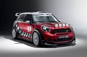 2012 Mini Countryman WRC Review - Top Speed