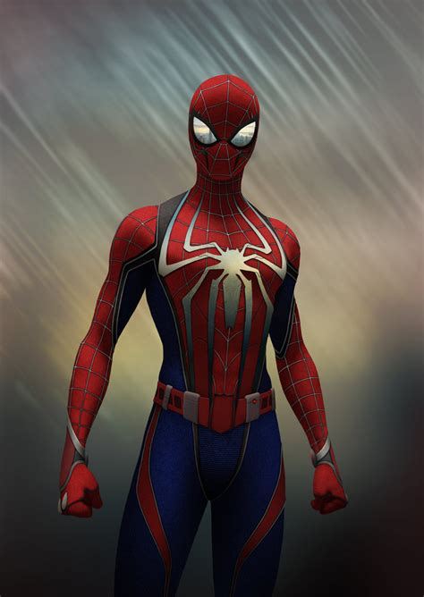 Spiderman (concept Art) By Sanylebedev On Deviantart