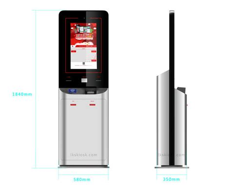 ➡ request a free quote at www.oemkiosks.com #partteam #ooh. Elegant Free standing Kiosk/Self-Service Kiosk/Interactive ...