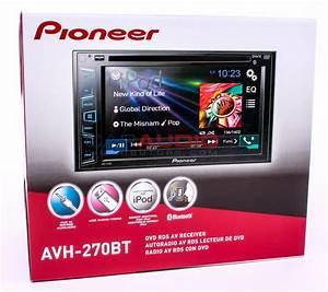 New Pioneer Avh Dvd